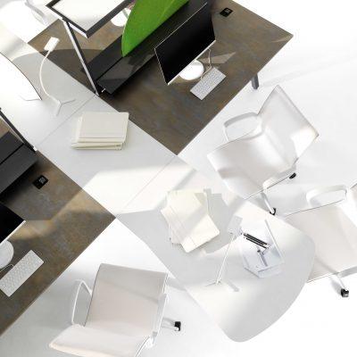 scrivania per ufficio tabula