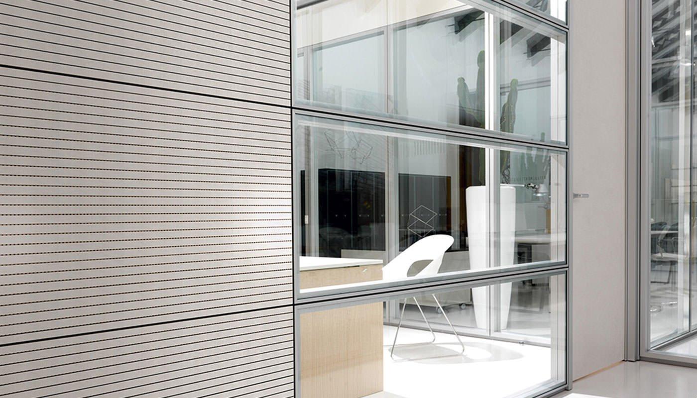 Parete Divisoria Ufficio : Parete divisoria per ufficio infinity parete per ufficio