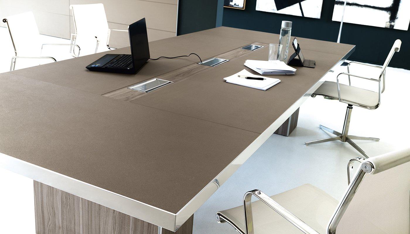 tavolo riunione athos ivm office arredo ufficio