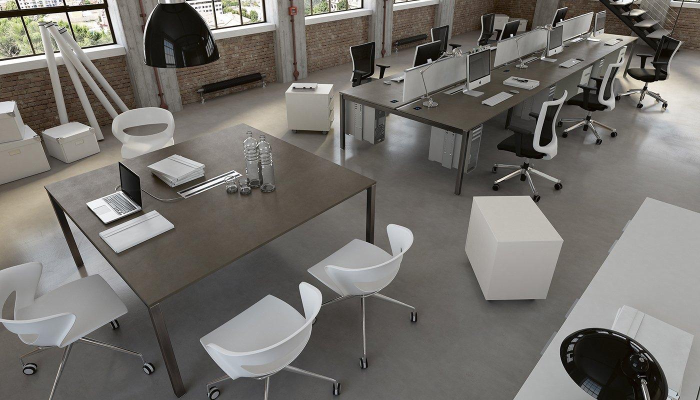 Mobili Per Ufficio Qualità : Mobili per ufficio operativo ks light arredamento per ufficio