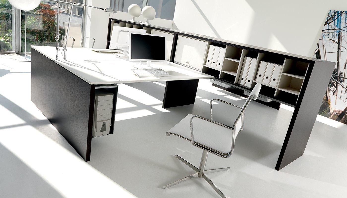 Arredamento Ufficio Baricentro : Sistema ponte arredamento per ufficio operativo mobili per ufficio