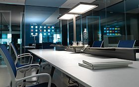 sala riunione ufficio ivm
