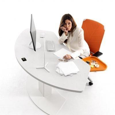 scrivania per ufficio funny sat