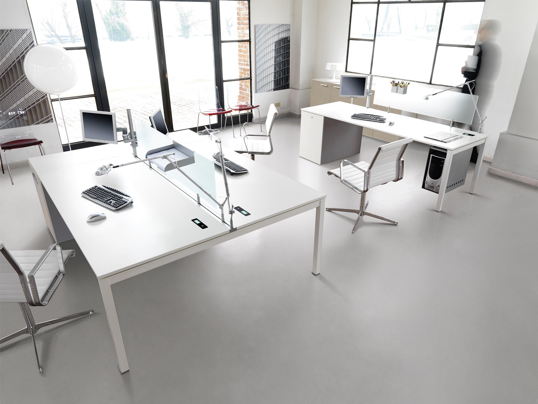 Mobili per uffici operativi kosmosystem arredamento per for Arredo ufficio operativo