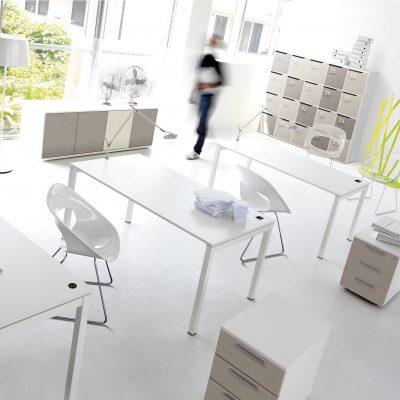 scrivania per ufficio kslight