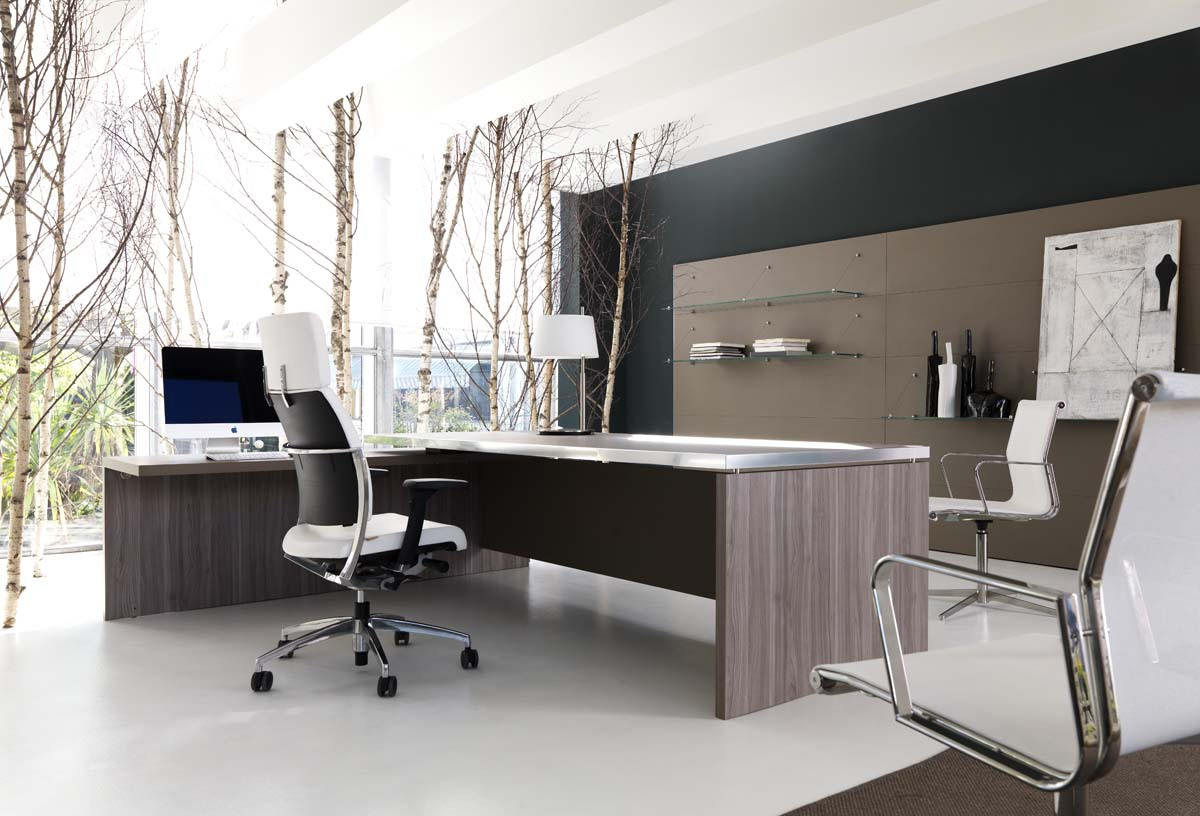 Arredo per ufficio athos ivm office for Mobili design ufficio