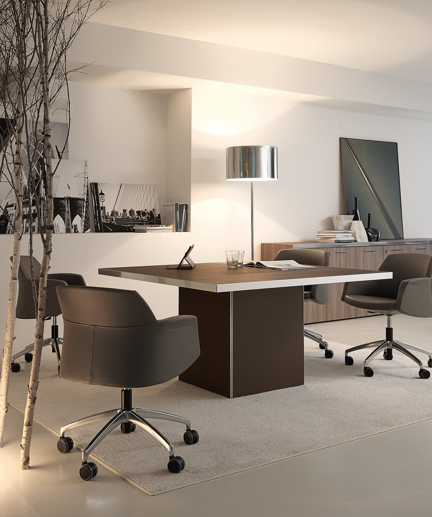 Tavoli riunione ufficio ivm office for Arredo office