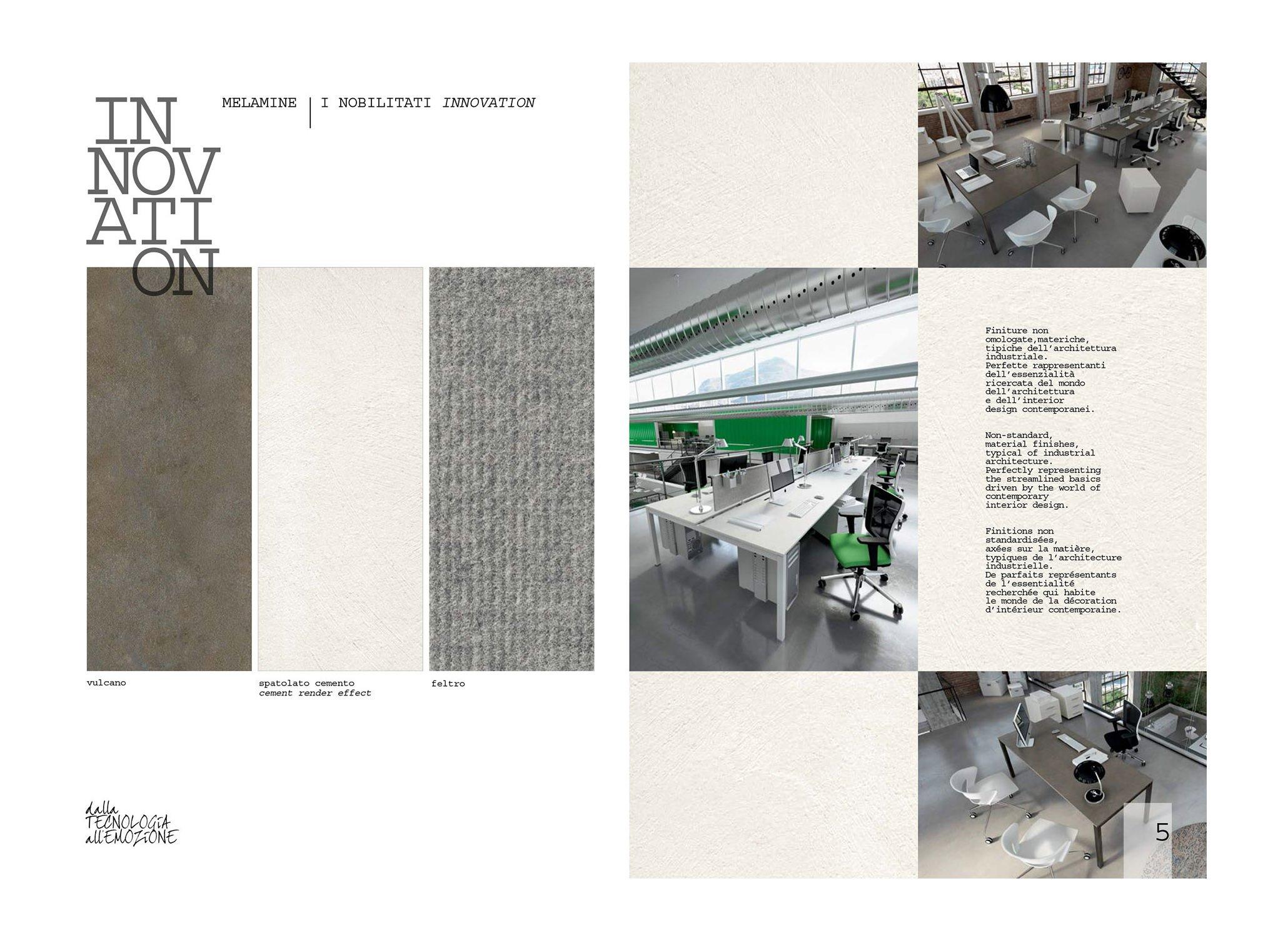 Pr sent le nouveau catalogue atelier for Bureau plus catalogue 2016