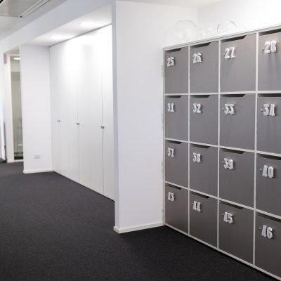 lockers per ufficio