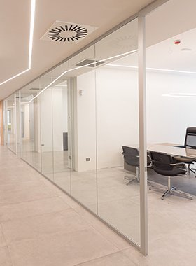 Pareti per ufficio pareti divisorie per ufficio ivm office for Pareti per ufficio
