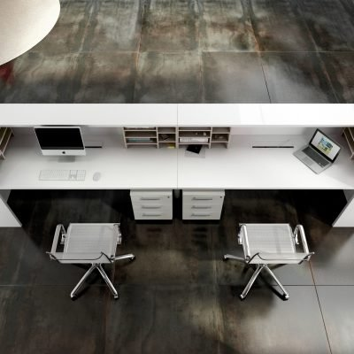 scrivania per ufficio sistema salve