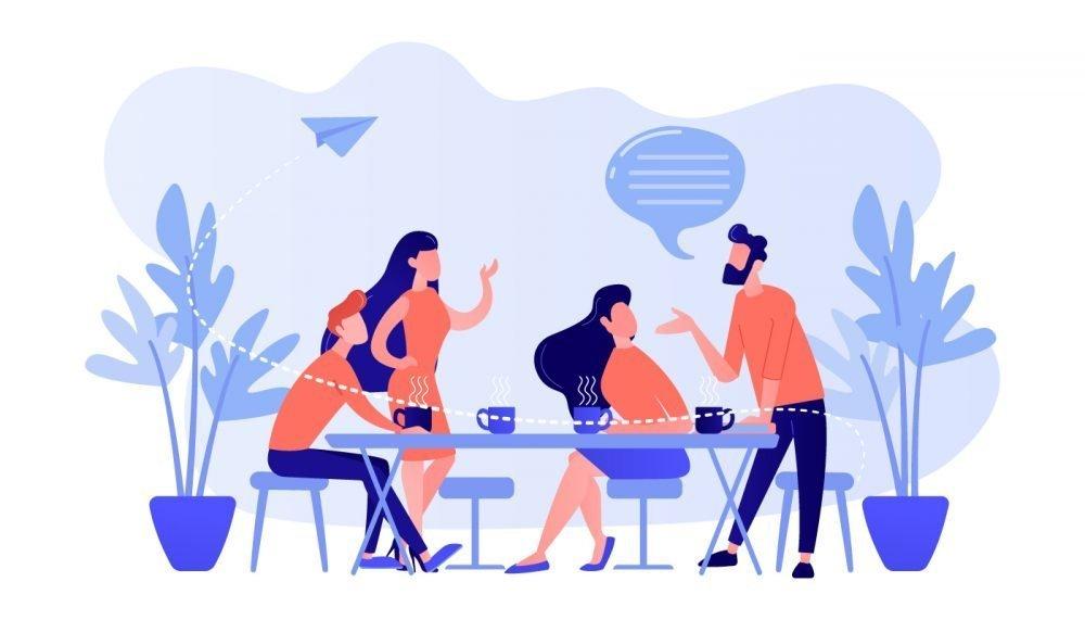 collaborazione in ufficio