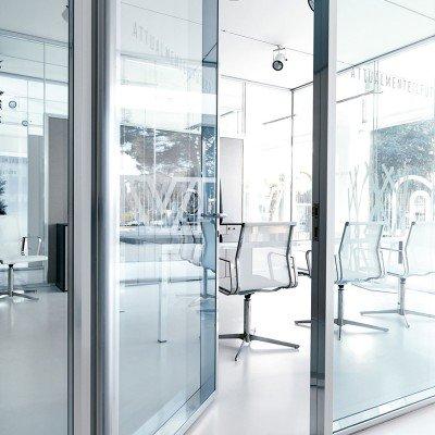 pareti divisorie ufficio