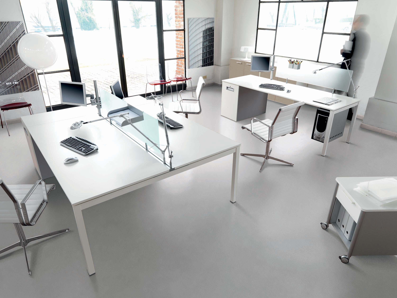 Mobili per uffici operativi kosmosystem arredamento per for Arredo office