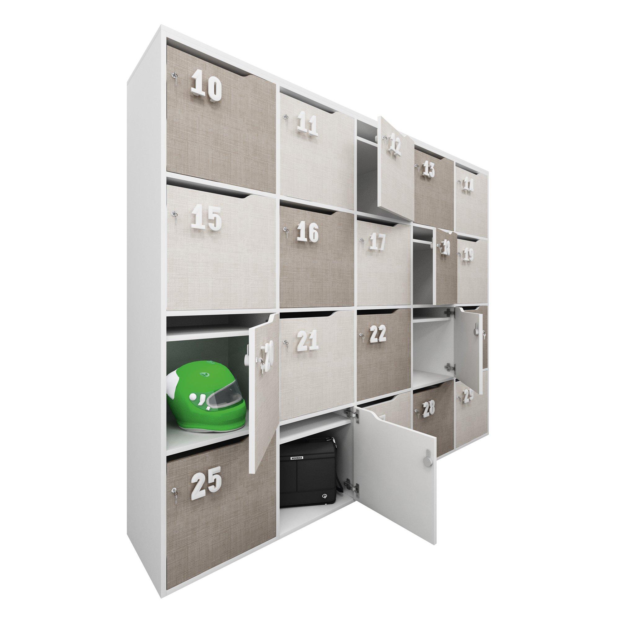 Contenitori operativi ivm office for Mobili contenitori ufficio