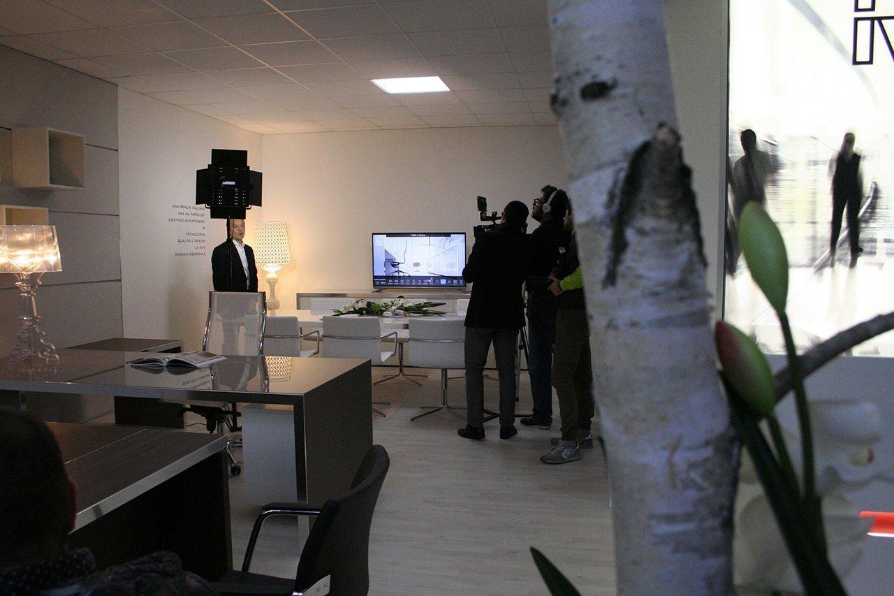 Mobili Ufficio Friuli.Inaugurato Lo Showroom Di Mobili Per Ufficio Di Ivm Office