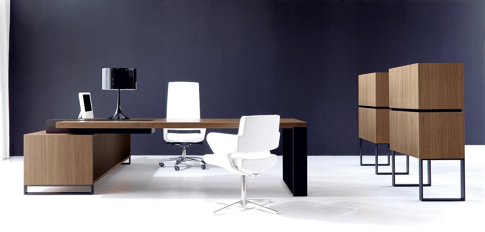 Mobili per ufficio new loop ivm office ivm office for Mobili ufficio wenge