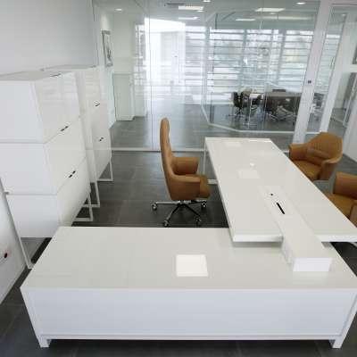 progetto arredo ufficio Piccini Paolo