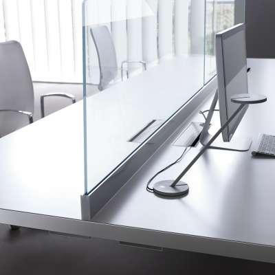 pannelli plexiglass scrivanie
