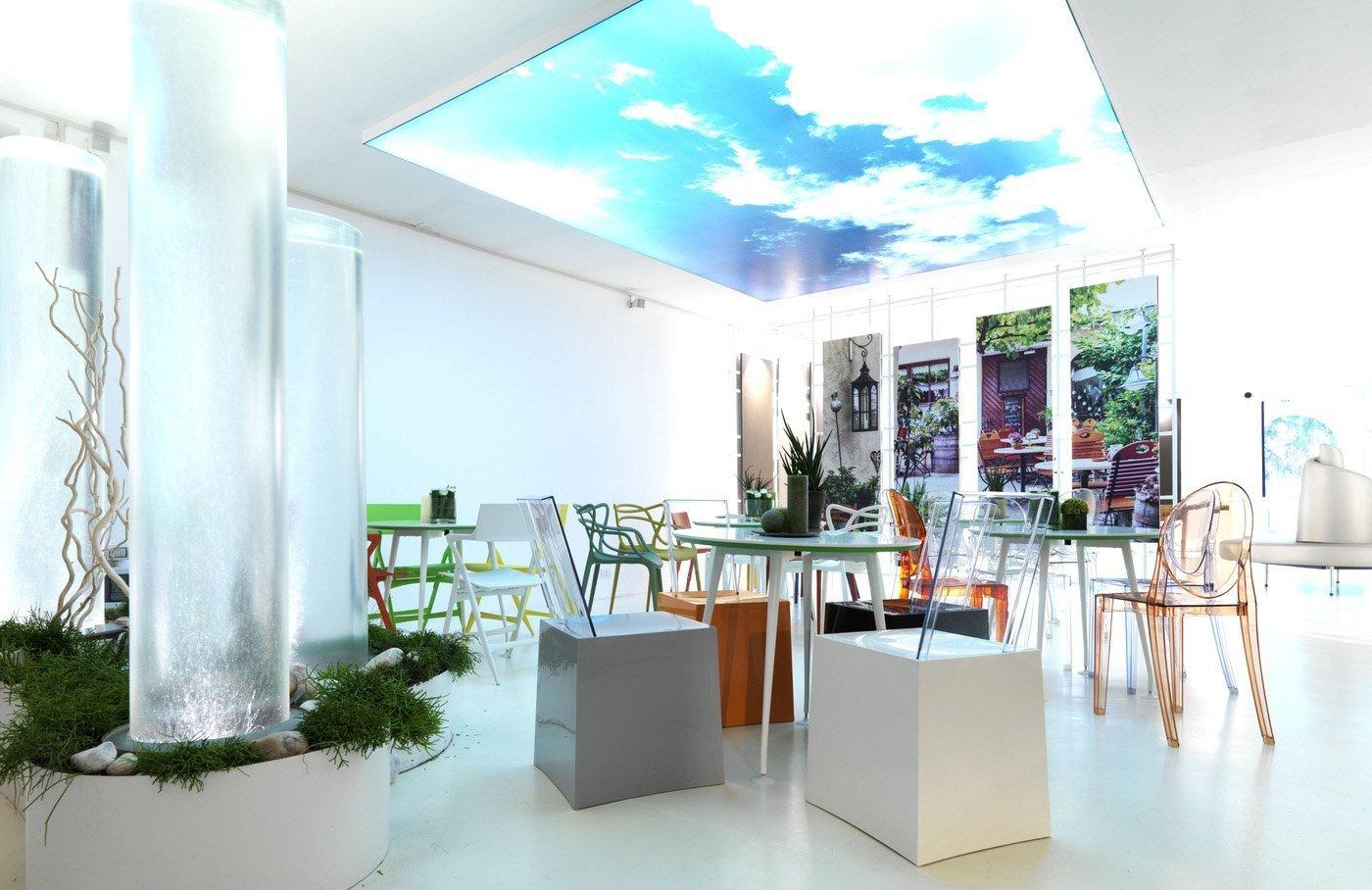 showroom mobili per ufficio design made in italy