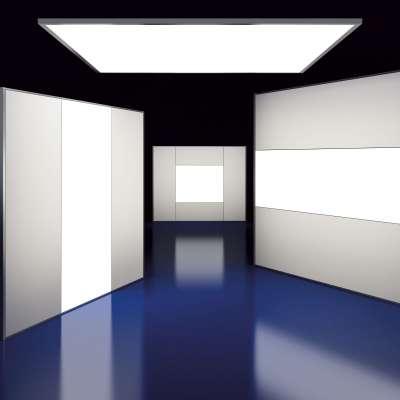 Parete per ufficio light wall