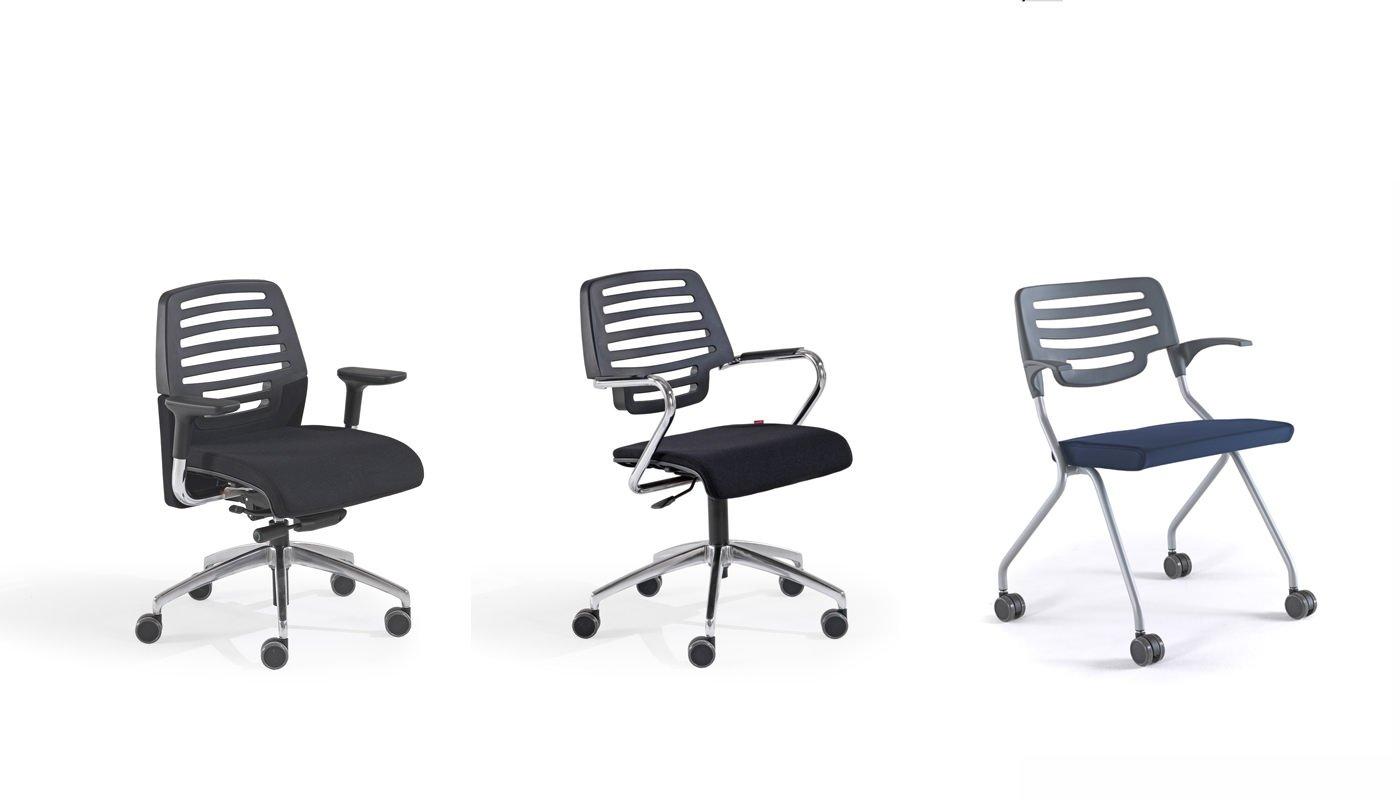 Sedie per ufficio di design Madam Office - Poltrone per ...