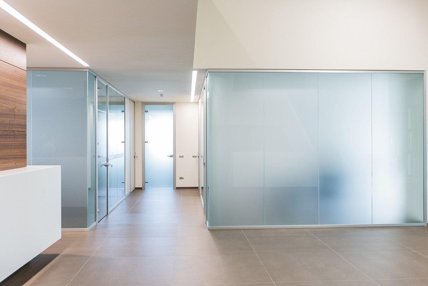 Parete per ufficio evo light pareti divisorie per ufficio for Pareti per ufficio